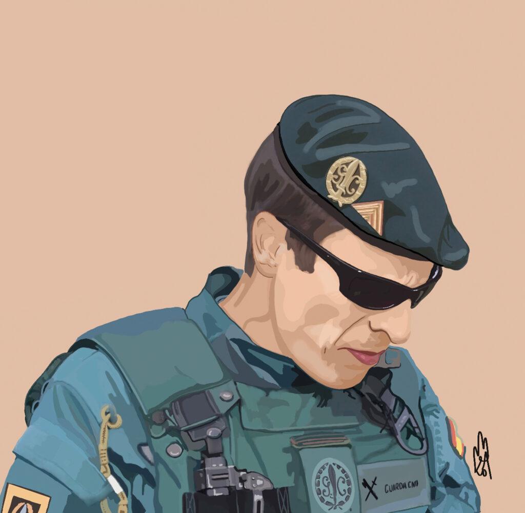 Ilustración digital Doddle Art